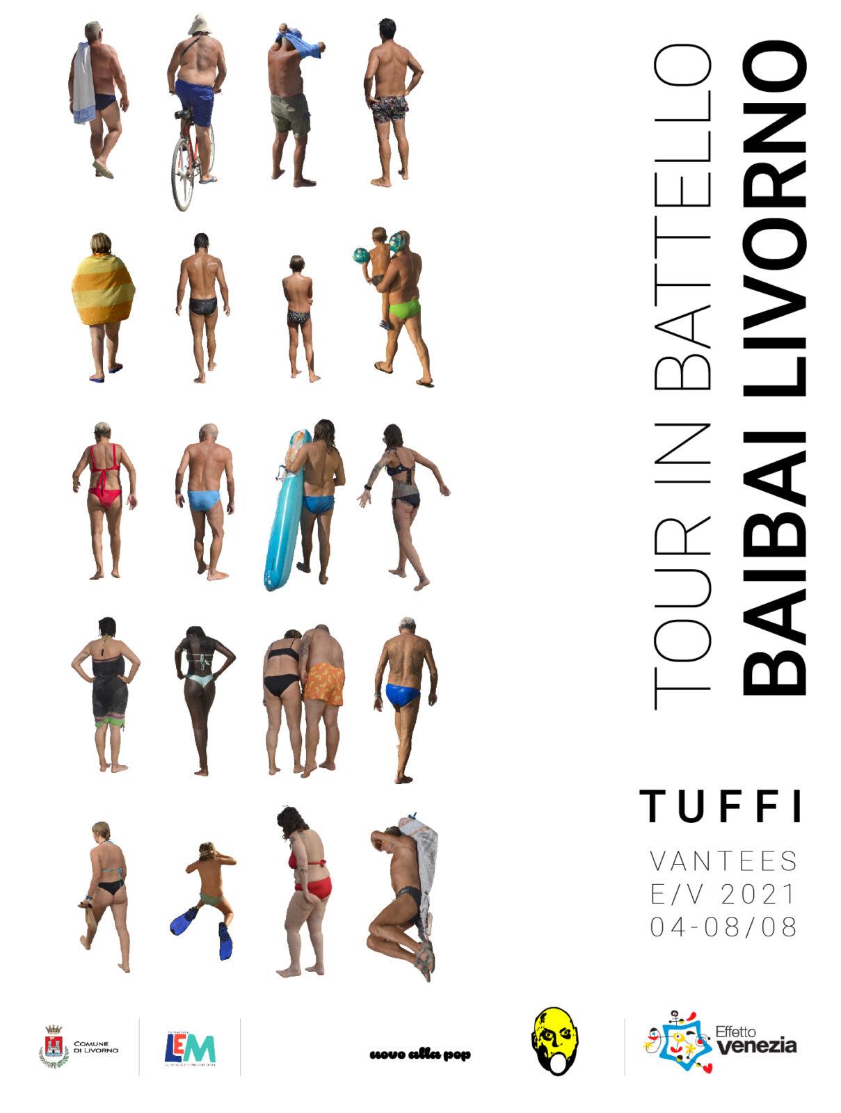 BAIBAI LIVORNO TOUR BATTELLO